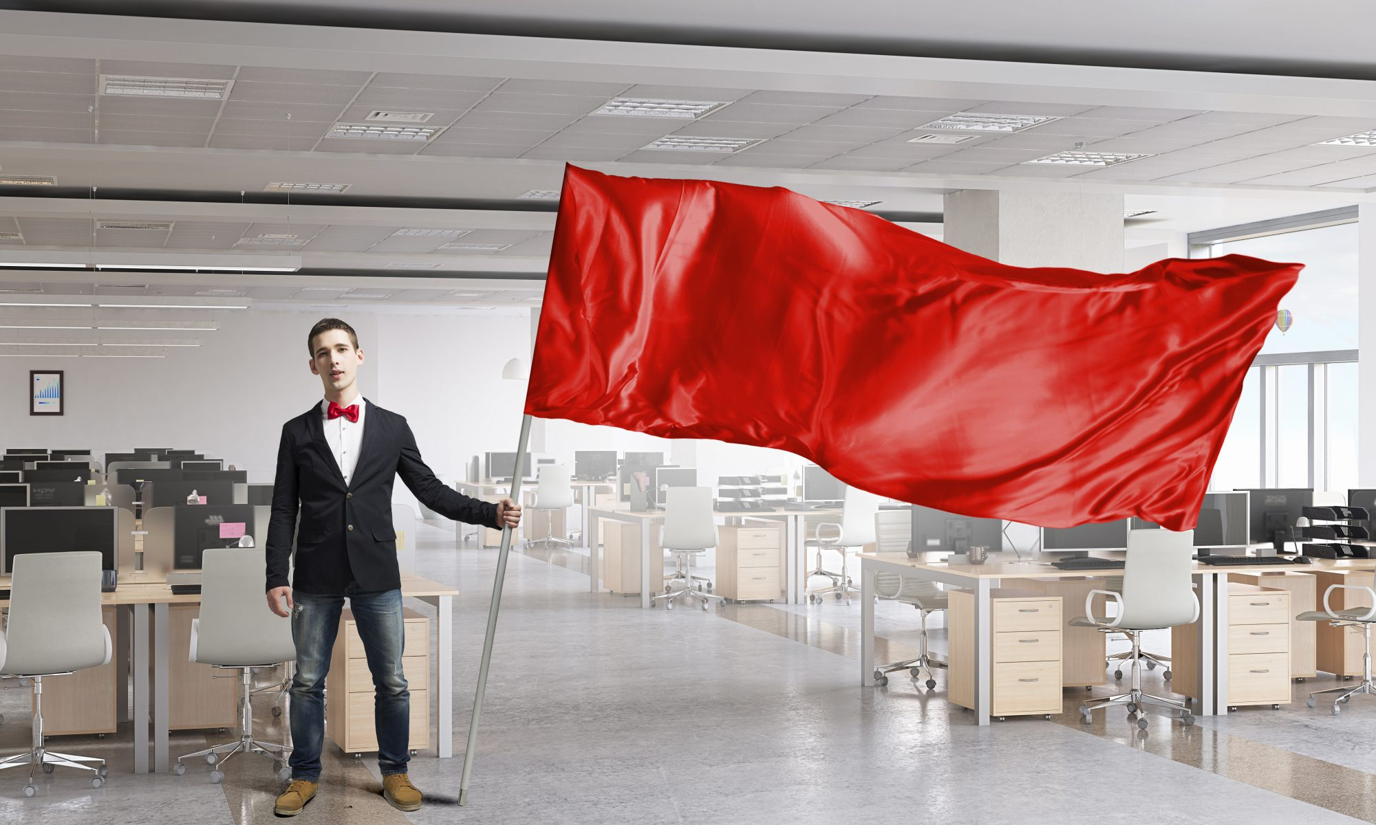 Workplace Red Flags